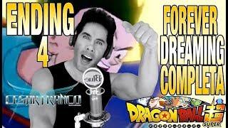Dragon Ball Super Terminando 4 Completa de la Letra Oficial de Cartoon Network -CF para Siempre Soñando