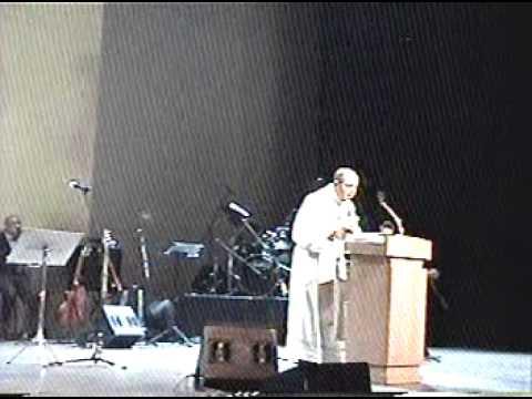 Parte 1 - Padre Guadalupe Santos - VI Encuentro de Fe
