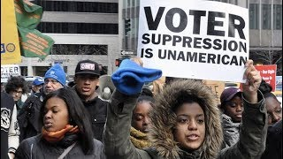 Stealing Elections via Voter Suppression: Supreme Court OK's the Practice