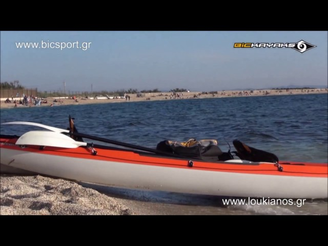 BiC kayak  Borneo  @ LOUKIANOS BOATS