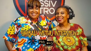 Rising Star Umbali Wethu speaks to Penny Lebyane on her music career, business interests & Siyavana
