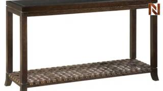 Hekman 8-1904c Sofa Table From Accents
