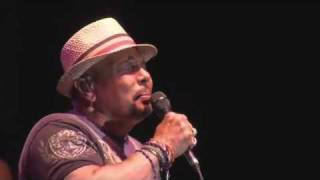 Neville Brothers at Snowy Range Music Festival 2011