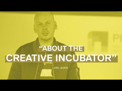 Axel Quack - Creative Incubator Rome