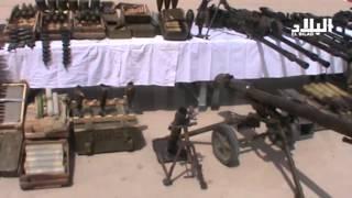 الجيش يحبط محاولة لإغراق الجزائر بالأسلحة و المتفجرات *EL  BILED TV *