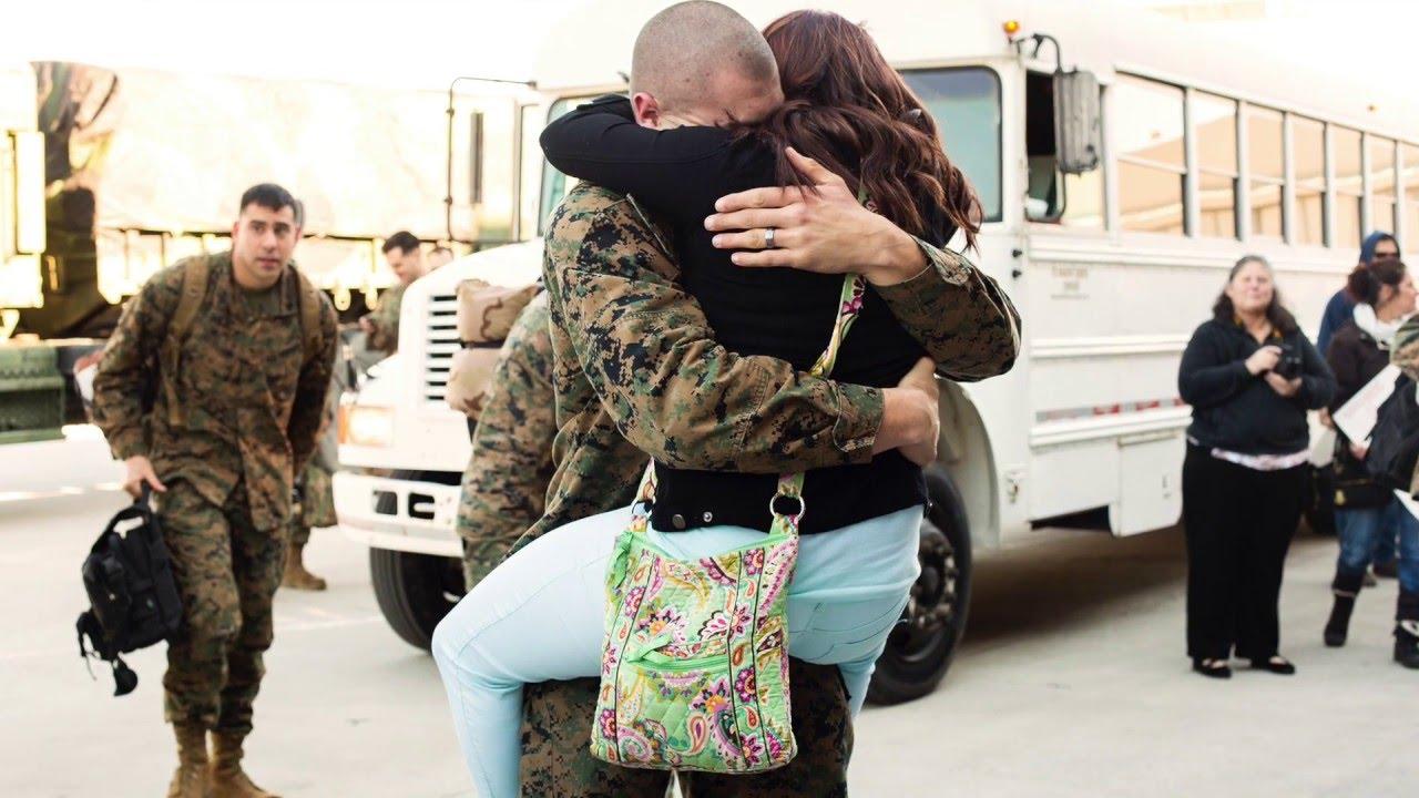 ad168708a7a Marine Corps Homecoming