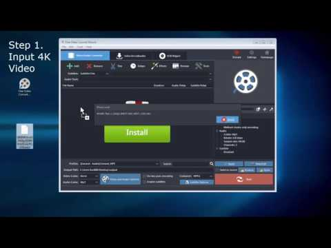[4K Video Conversion] How to Convert 4K to MP3