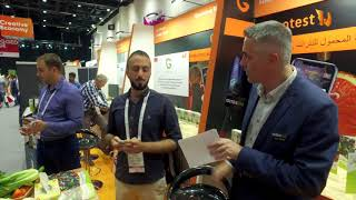 Showcase of a few of the innovations on display at GITEX Future Stars