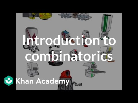 Introduction to combinatorics | Crowds | Computer animation | Khan Academy