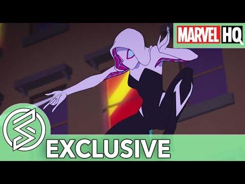 Marvel Rising: Initiation | Ghost Hunter | Episode 1