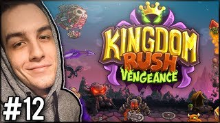 DOMY MNIE ATAKUJĄ! - Kingdom Rush Vengeance #12