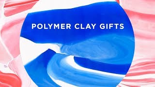 DIY Polymer Clay Gifts