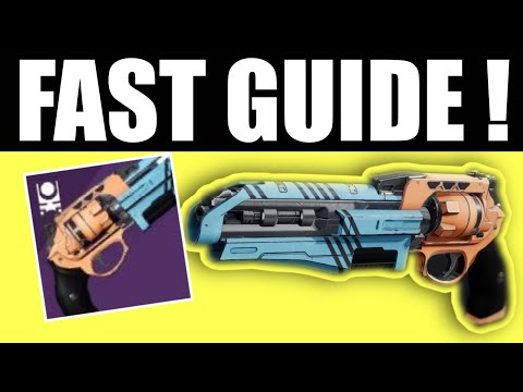 How To Get The Palindrome Destiny 2 Fast Easy Guide ! FAST FARM