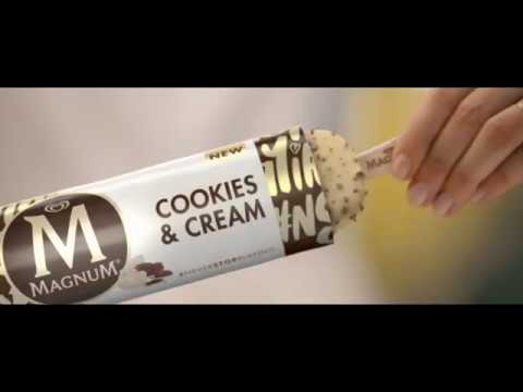 #NeverStopPlaying with Magnum Cookies & Cream