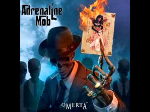 Adrenaline Mob - Undaunted (New Adrenaline Mob Single)