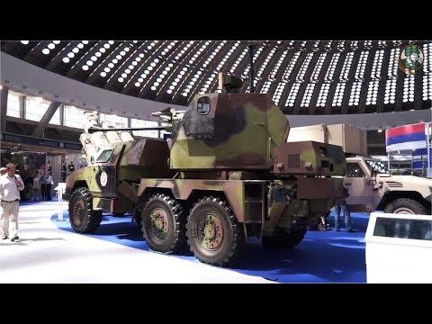 Partner 2017 International Fair of Armaments Defense Equipment Exhibition Belgrade Serbia Day 2