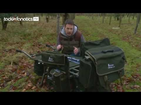 Tackle Fanatics TV - Prestige Carp Porter Barrow Accessories