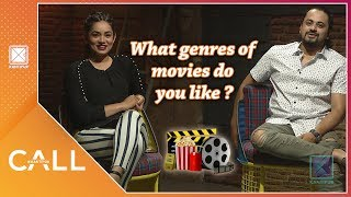 What genres of movies do you like ? Movie Monday | Call Kantipur- 01 July 2019