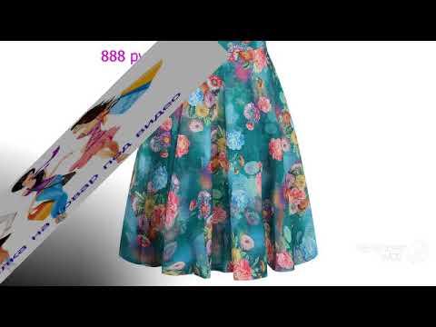 Платья из штапеля для полных женщиниз YouTube · Длительность: 4 мин56 с