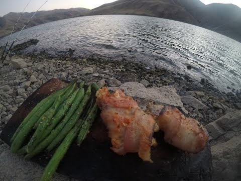 Catch And Cook Catfish Wrapped In Bacon!