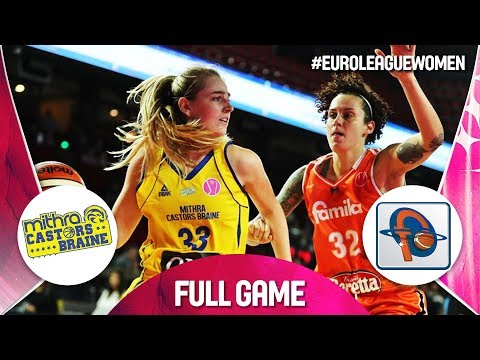 Castors Braine v Famila Schio - Full Game - EuroLeague Women 2018-19