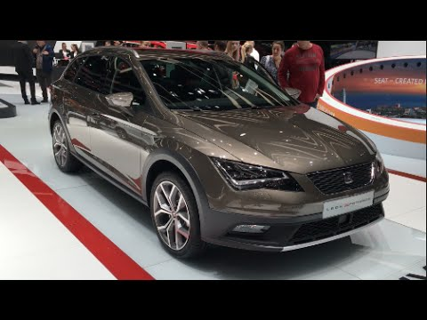 seat leon xperience 2016 in detail review walkaround interior exterior youtube. Black Bedroom Furniture Sets. Home Design Ideas