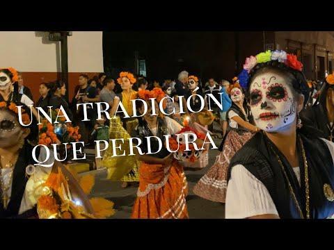 Día de muertos en Oaxaca / ¿como es oaxaca en Día de muertos? / de pasó con Jhoee