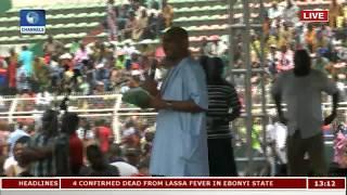 Edo APC Local Government Election Rally Pt.1 |Live Event|
