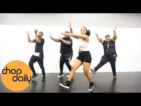 Eugy x WizKid - Soco Remix (Dance Class Video) | Steven Pascua Choreography | Chop Daily