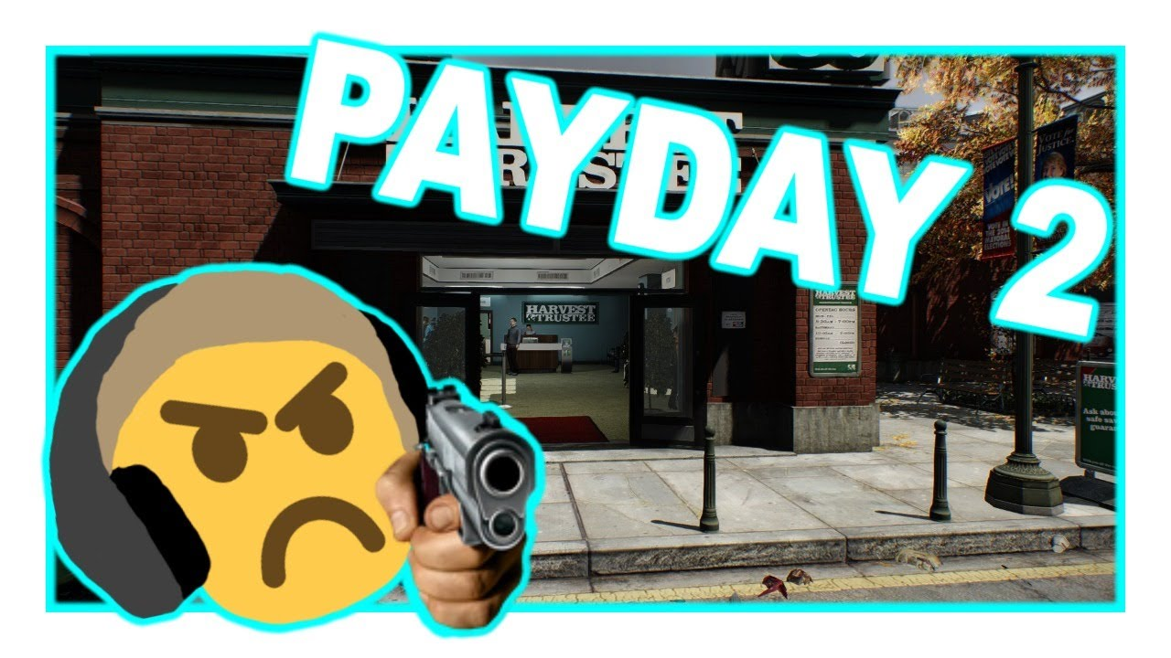 Achievement Hunting Maybe 900 Tonight? // PAYDAY 2 // LIVE