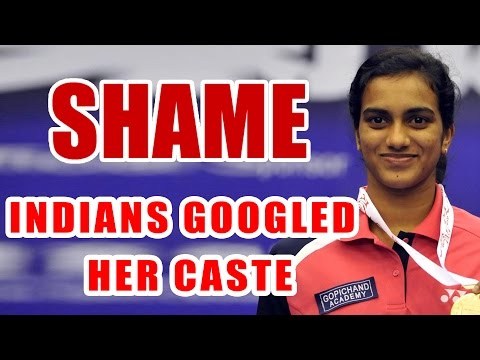 PV Sindhu's Caste Highly Searched on Google | #IncredibleIndia