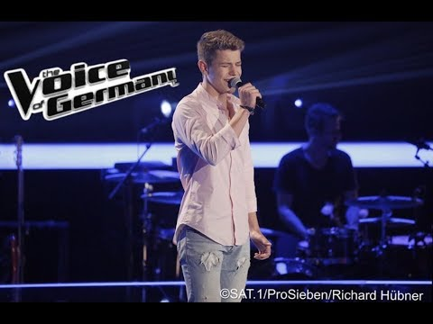 When you love someone - James TW ( Cover Gregor Hägele) The Voice of Germanys -v Blind Audition Song