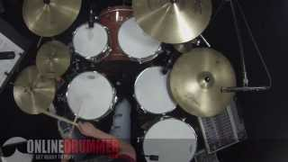 How To Play Rude Drum Beat - Magic