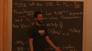 Algorithms for Big Data (COMPSCI 229r), Lecture 11
