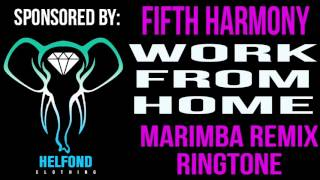 Enjoy marimba remix of work from home (by fifth harmony). download now! ________________________________________________ this ringtone: https://appl...