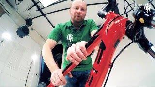 видео велосипеды cube