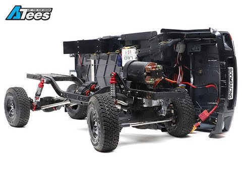 How To Build A Custom Scale Chassis For The Toyota LC70