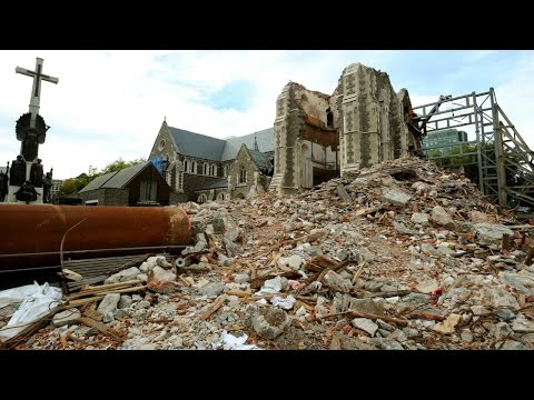 EXPLORING CHRISTCHURCH: AFTERMATH OF AN EARTHQUAKE