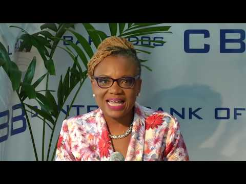 Press Conference: Review of Barbados' Economy - Jan-March 2018