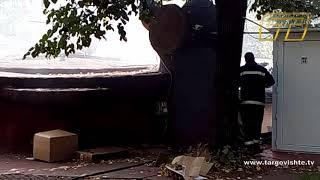 Огнеборци спасиха заведение Bed Rock в Търговище