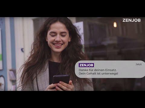 Zenjob Für Studenten - So Funktioniert's