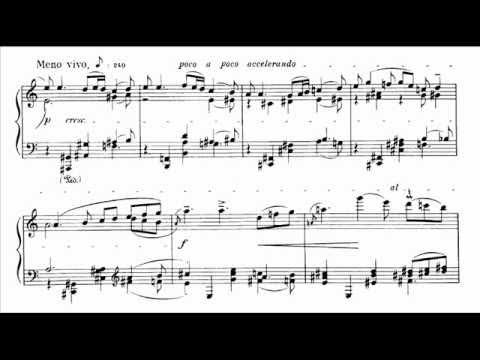 Béla Bartók - Six Dances in Bulgarian Rhythm [1/6]