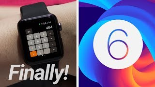 watchOS 6 Revealed! New Features Leak