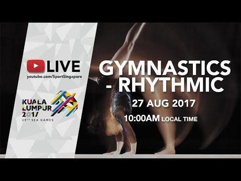 Gymnastics rhythmic all round finals | 29th SEA Games 2017