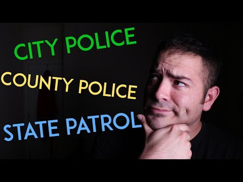 What Police Agency Should YOU Join?