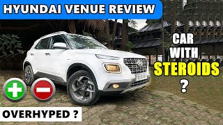 💥Hyundai Venue Detailed Review💥 Overhyped SUV? | Buy or …