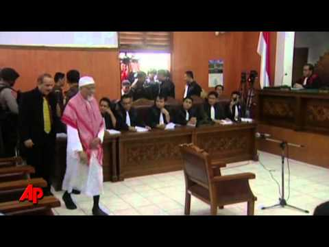 Terror Trial for Indonesia's Radical Cleric