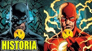 "THE BUTTON #1 || ""Batman vs Reverse Flash"" 