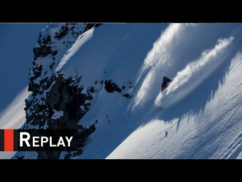 Replay Women categories - Swatch Xtreme Verbier FWT17