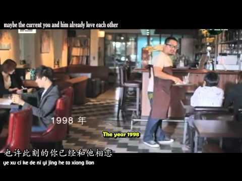 Michael Wong 光良 Guang Liang 台北下着雨的星期天 English  Pinyin Karaoke Subs